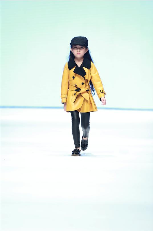 南昌未童少儿模特
